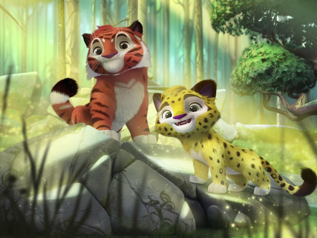 Лео и тиг мультсериал новые серии 2017 года