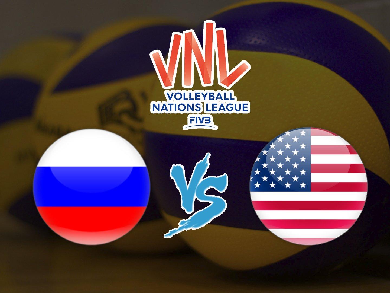 """Волейбол. """"Россия"""" - """"Франция"""