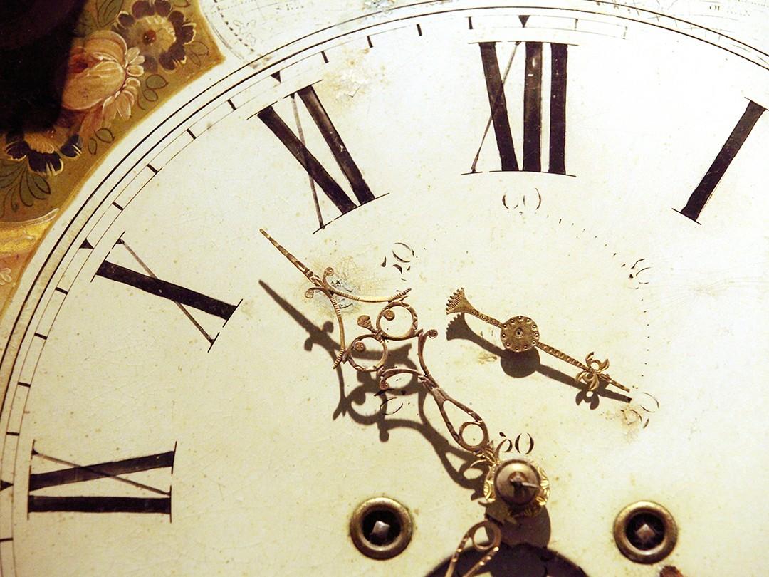 Путешествие во времени под новый год