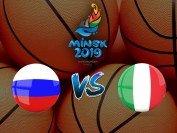"Баскетбол. ""Россия"" - ""Италия"