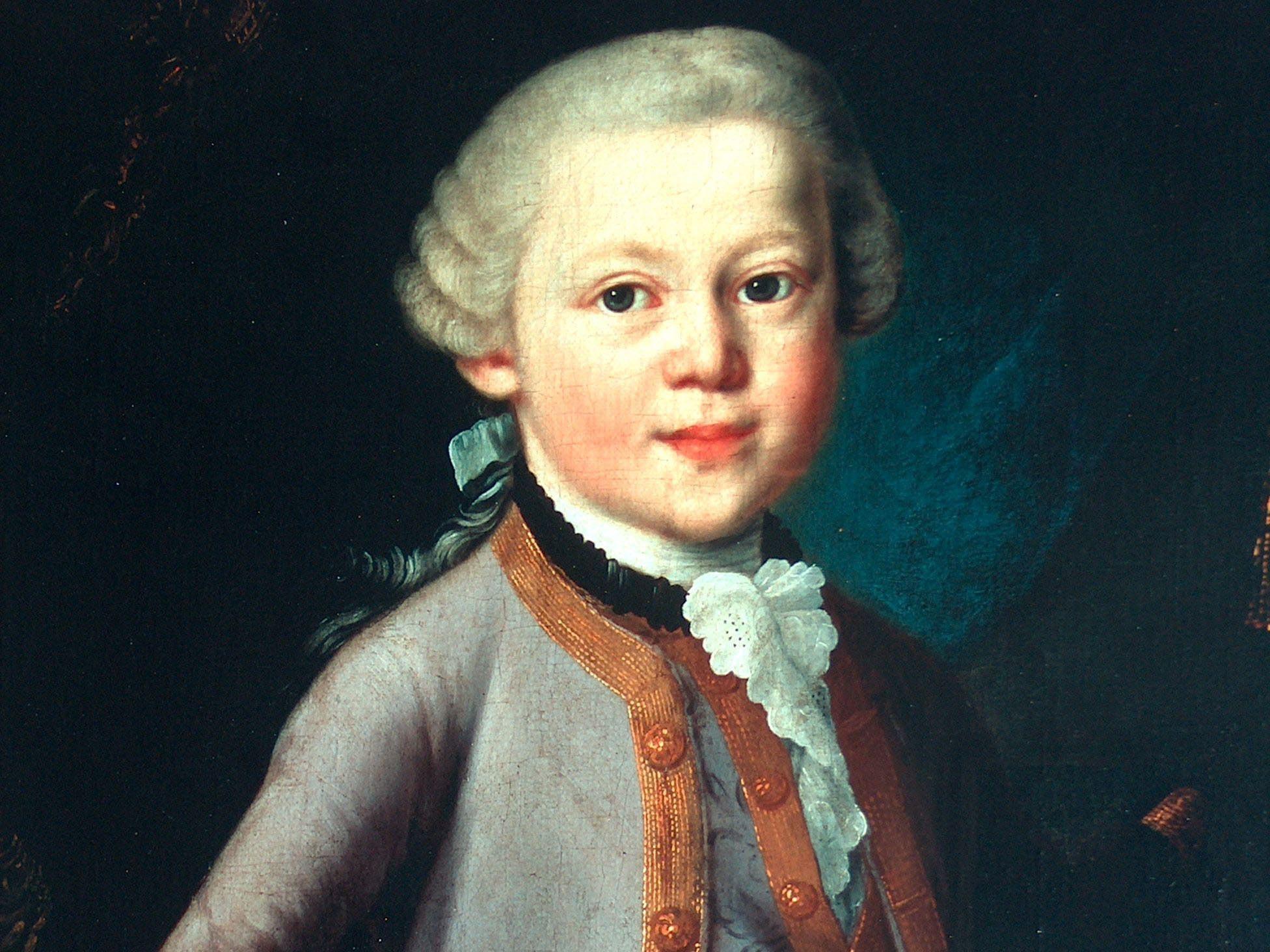 В а моцарт фото