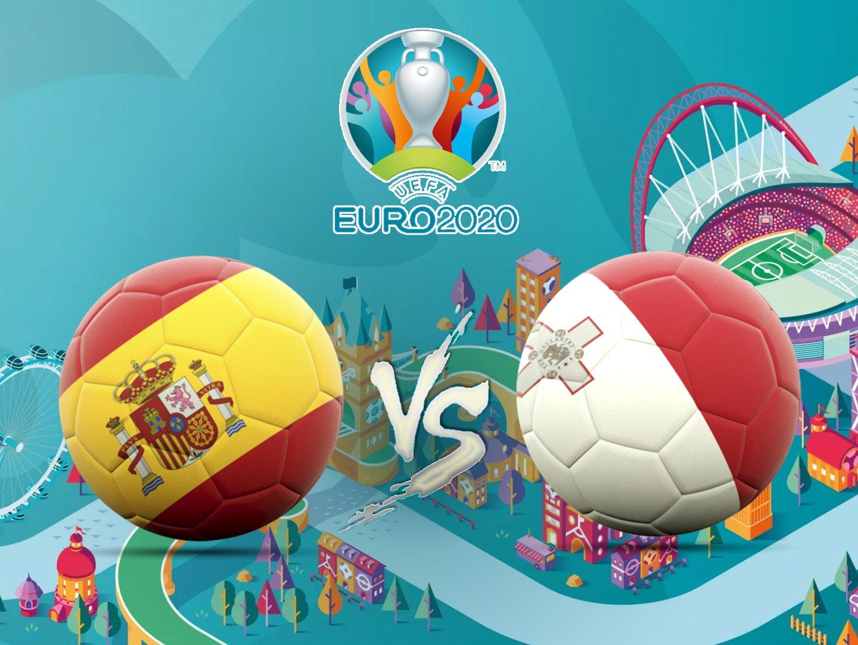 """Футбол. """"Испания"""" - """"Мальта"""