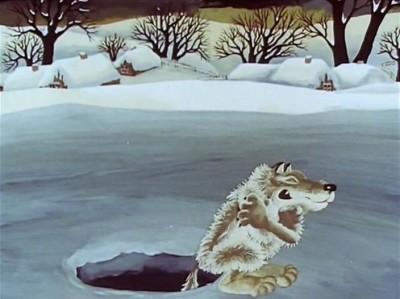 Волчище Серый Хвостище мультфильм
