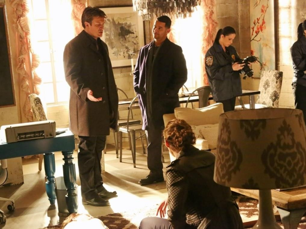 Watch Castle Season 1 Full Episode Online
