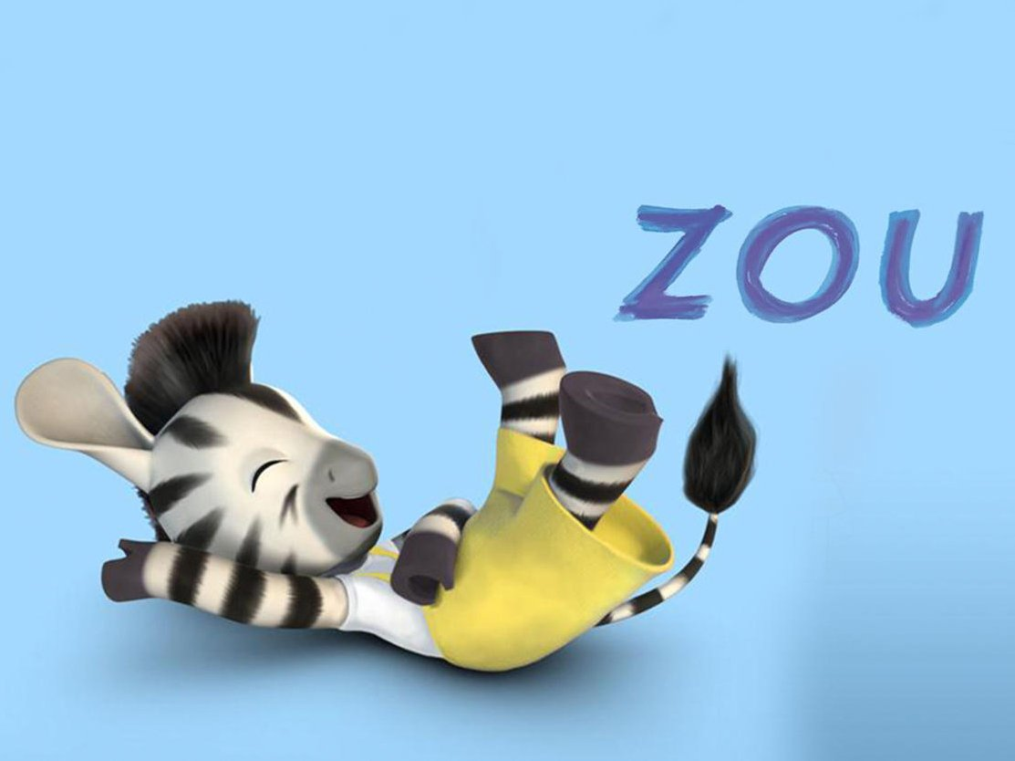 Непоседа Зу