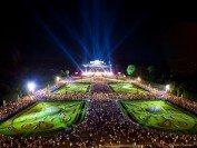 Концерт летним вечером в парке дворца Шёнбрунн