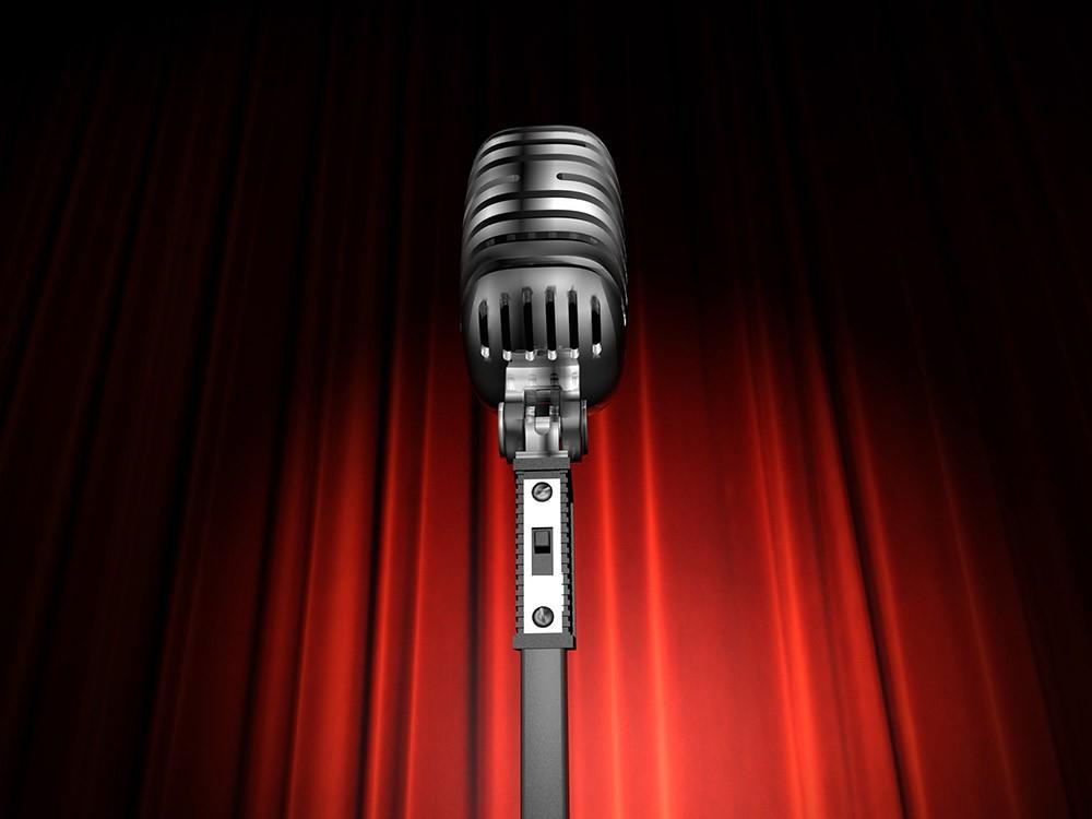 Микрофон на аву